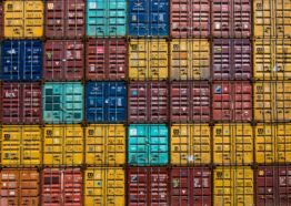 Groupage container shipments (LCL)